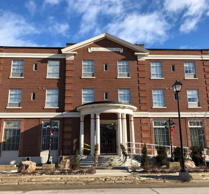 A Weekend Getaway to The Champlain Waterfront Hotel in Orillia. #ad @OntLakeCountry