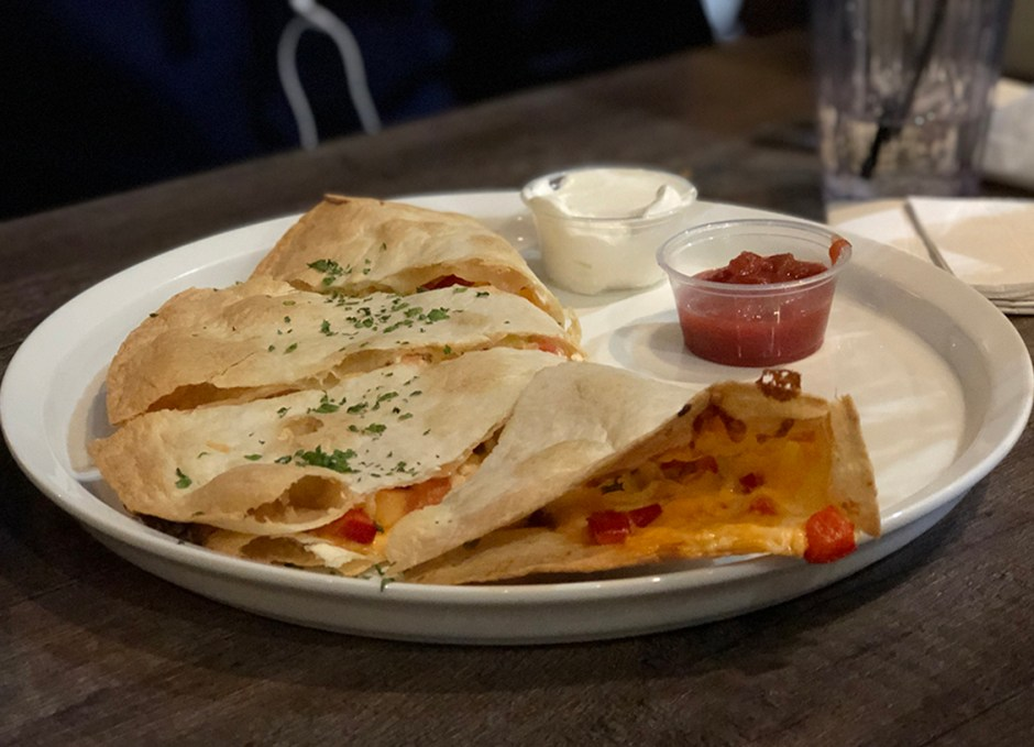 Lake Country Grill Quesadilla