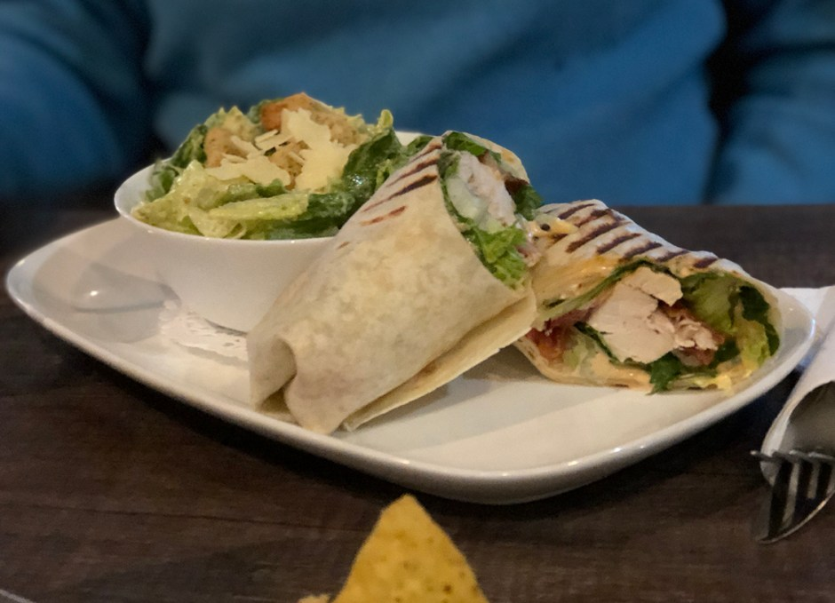 Lake Country Grill wrap