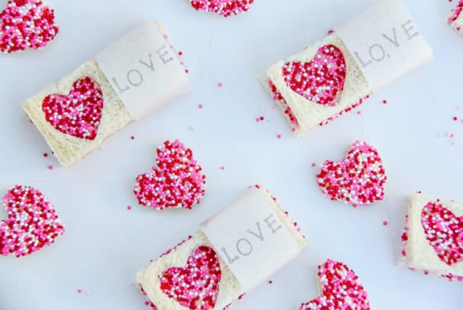 Valentines Day 02 Fairy Bread Treats