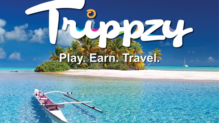 Travel Trivia Fun with the Trippzy Mobile App. #ad @PlayTrippzy #PlayTrippzy