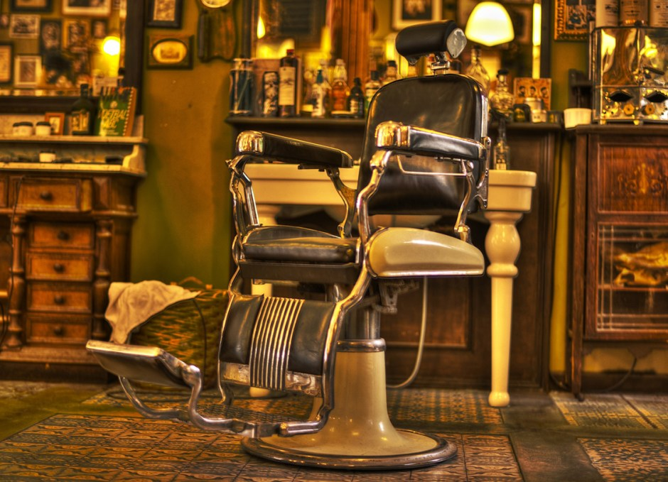 barber franchise business
