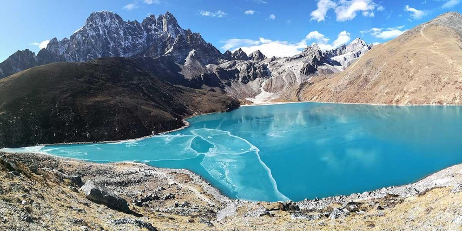 everest gokyo lakes