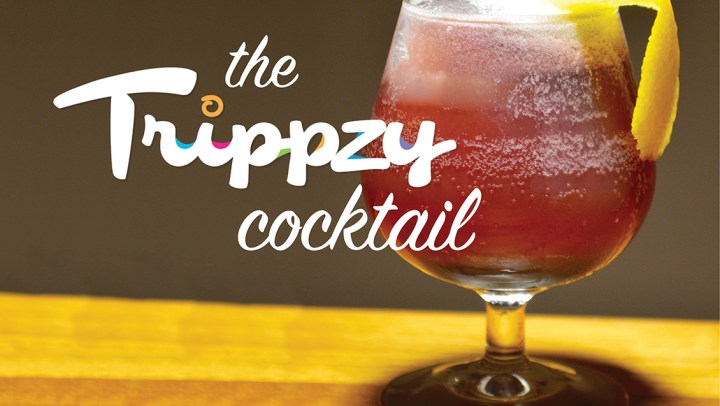 Sending Your Taste Buds on Vacation with the Trippzy Cocktail! #ad @PlayTrippzy #PlayTrippzy