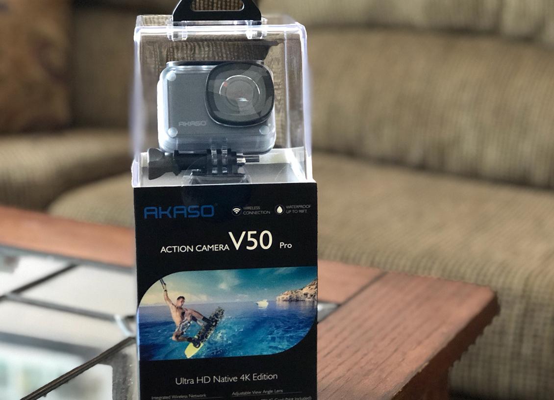 AKASO V50 Pro feature action camera
