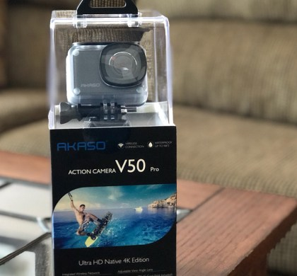Go Beyond: The AKASO V50 Pro 4K Action Camera. #ad #review