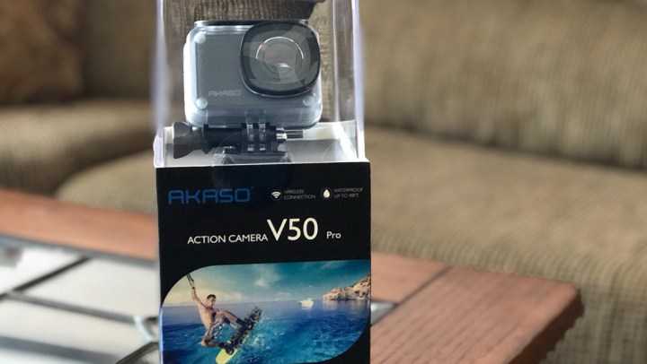 Go Beyond: The AKASO V50 Pro 4K Action Camera