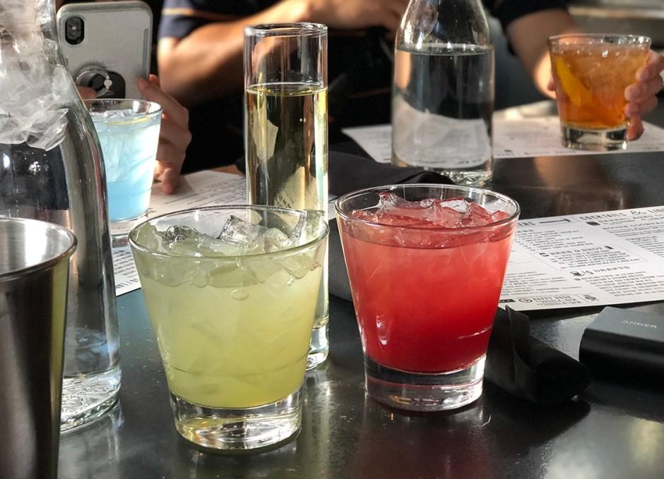 Work And Class stiff drinks