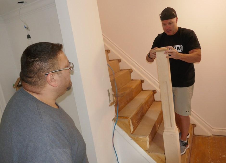 Eastview Homes handrail-23July2019