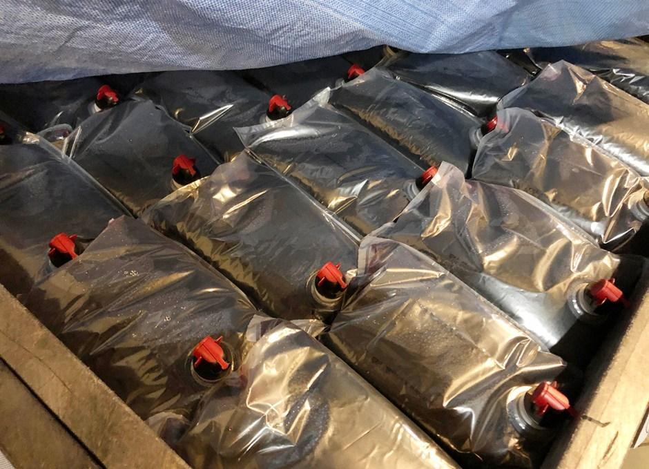 paradocx vineyard wine skins
