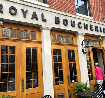 Royal Boucherie: a French-inspired American brasserie in Philadelphia