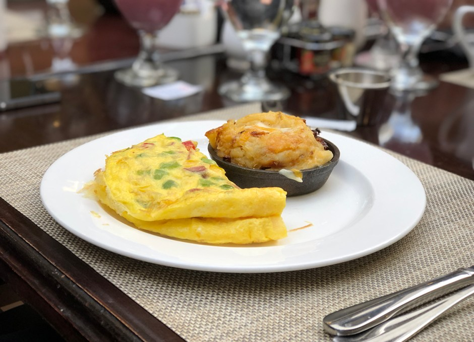 barons denver omelet