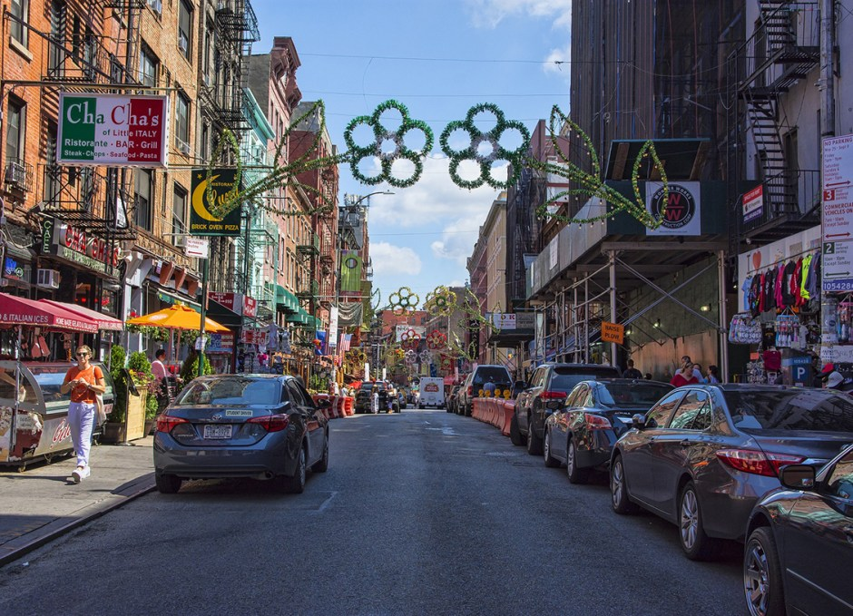 new york city little italy