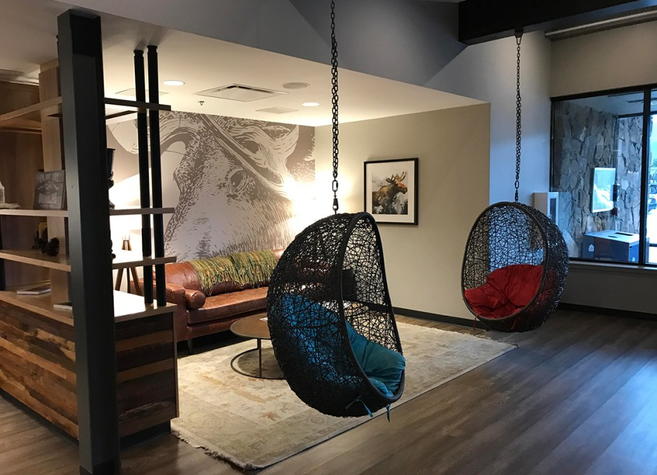 ridgeline hanging chairs