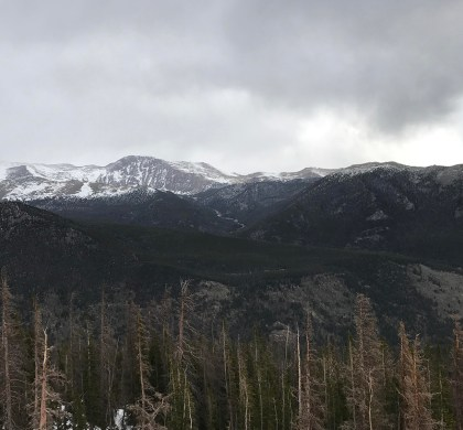 Visit Colorado: A Drive Through Rocky Mountain National Park. #ad @visitestespark @colorado #BDKColorado