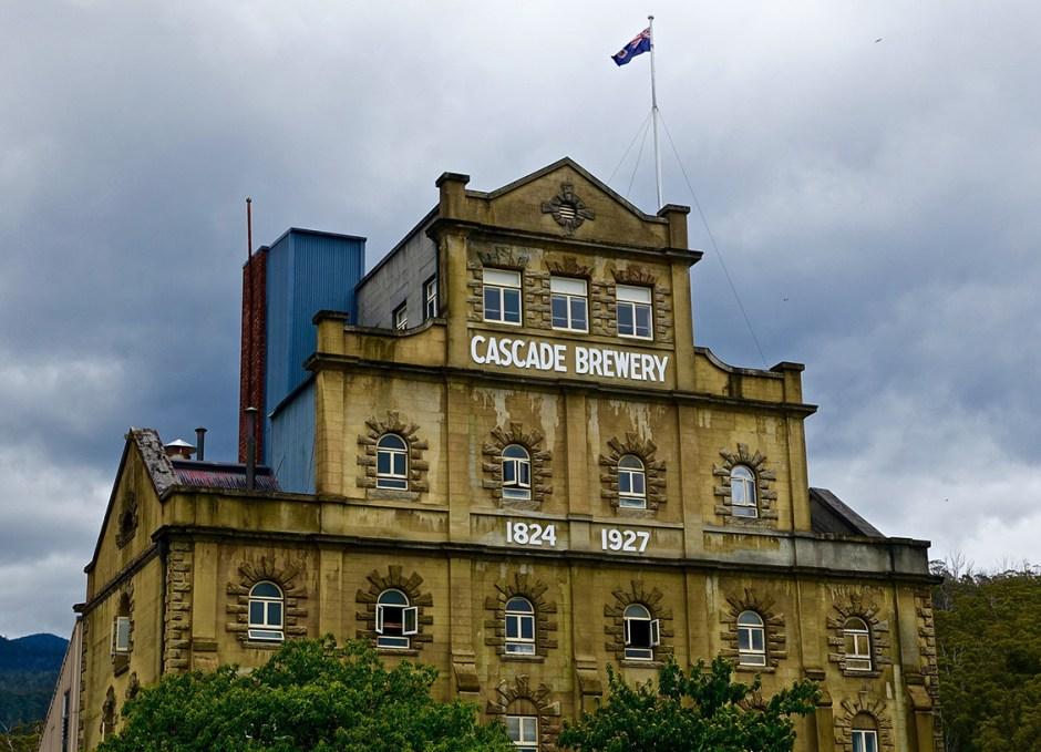 Tasmania Hobart Cascade Brewery