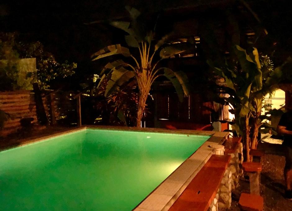 poz pool dominica