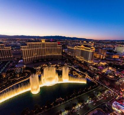 Three of the Best Hotels in Las Vegas