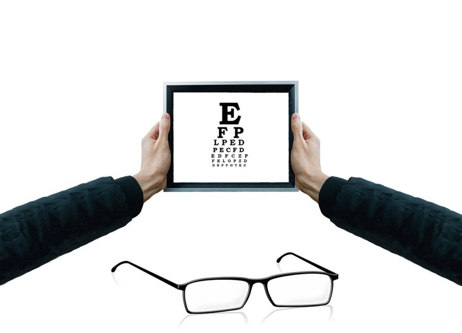 wellbeing eye health
