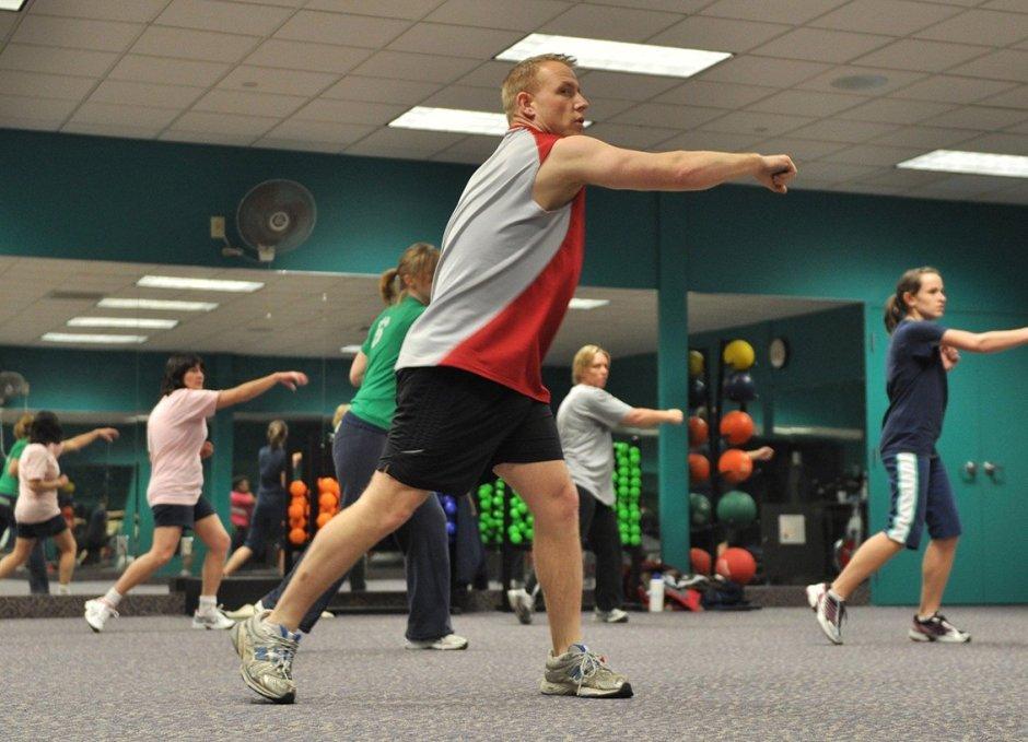 wellbeing gym