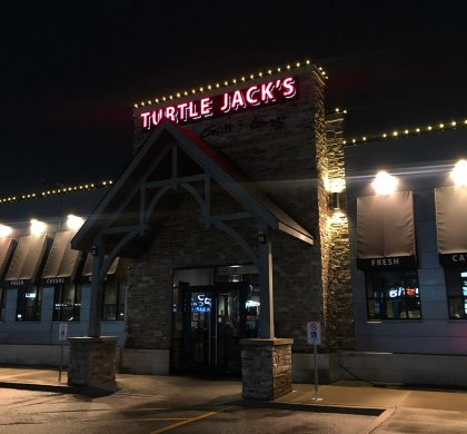 Dinner at Turtle Jacks: A Taste Of Burlington Fall 2020