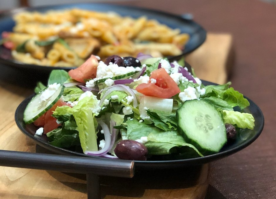 turtle jacks greek salad