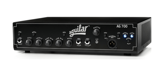 Aguilar AG 700 class-D bass amp - gear acquisition syndrome