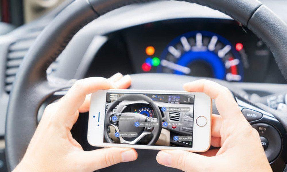 Smart Car Device