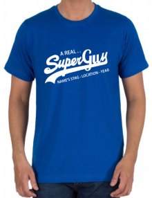 Stag T-Shirts - Super Guy