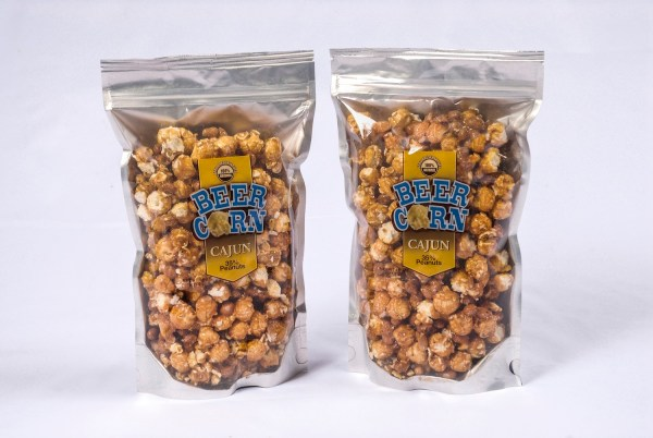 11 oz. Cajun Beer Corn Popcorn