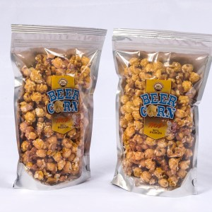 11 oz. HOT! Beer Corn Popcorn