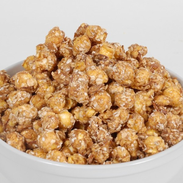 Cinnamon Almond Granola Pop Popcorn