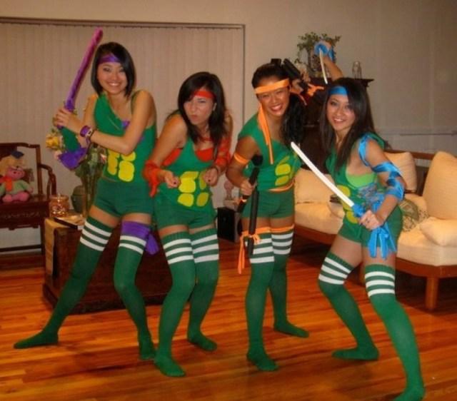 59 Homemade DIY Teenage Mutant Ninja Turtle Costumes - Big ...