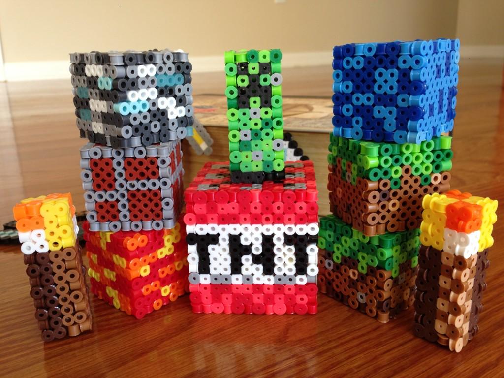 40 Minecraft DIY Crafts Amp Party Ideas