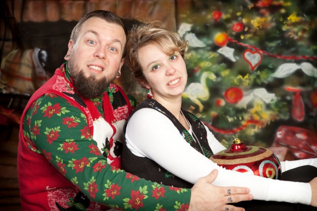 44 Funny DIY Christmas Cards For Holiday Joy