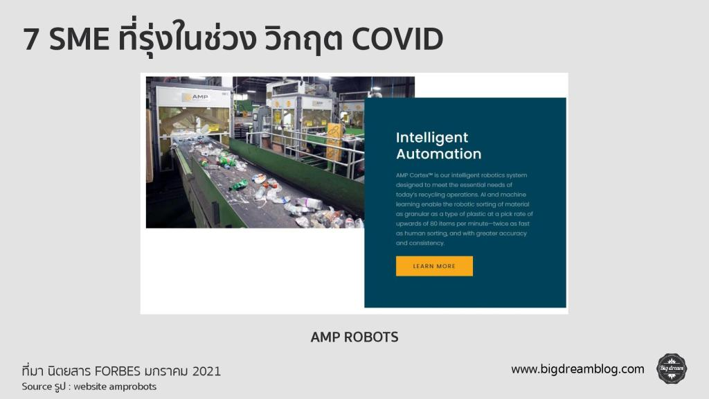 AMP ROBOT