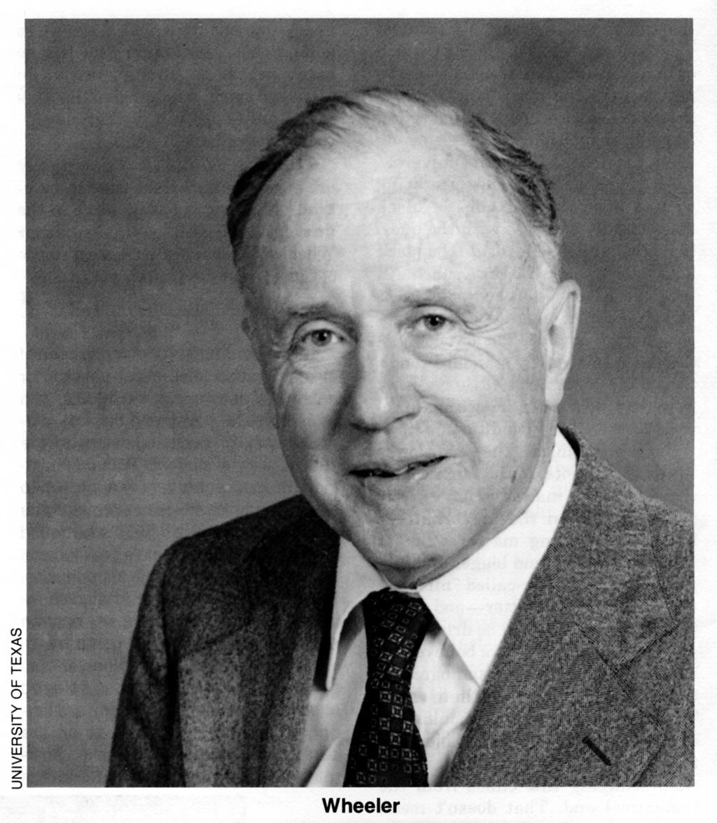 John A. Wheeler