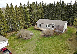 acreage for sale Ponoka county