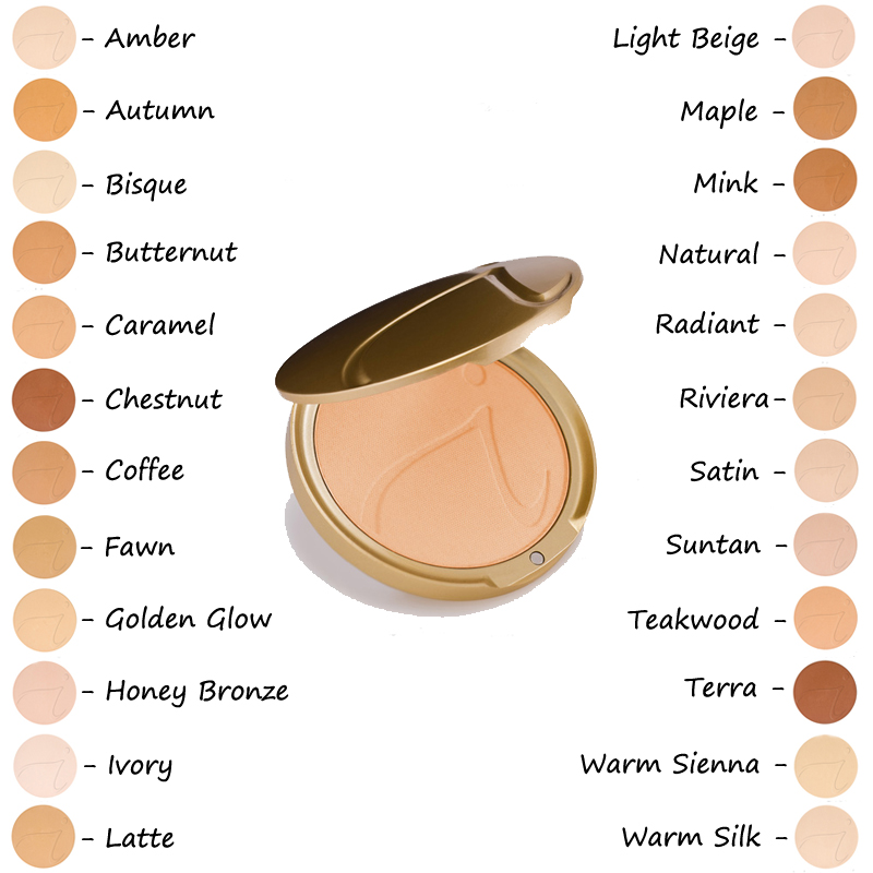 Jane Iredale - PurePressed - Base Mineral Foundation - SPF 20