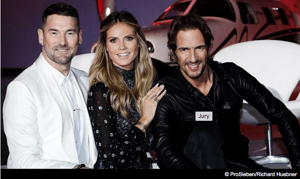 GERMANYS NEXT TOPMODEL – STAFFEL 12