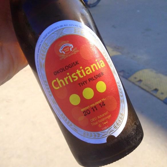 christiania birası