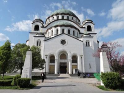 belgrad sava kilisesi