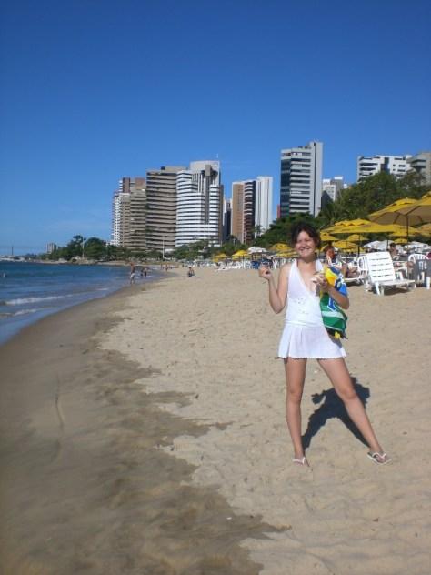brezilya plajı
