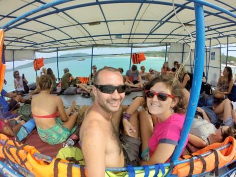 koh rong adası feribot