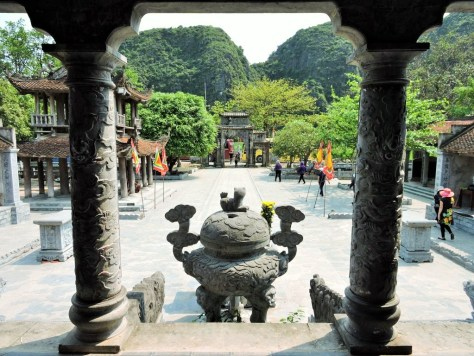 çin tapınağı