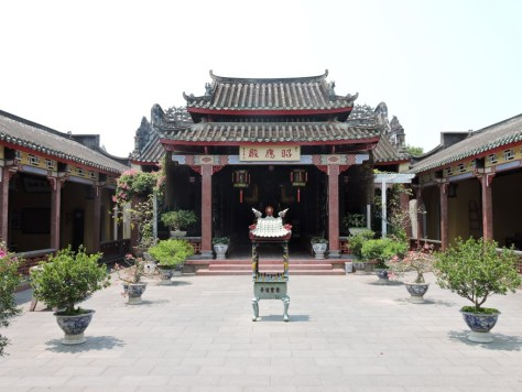 hoi an tapınak