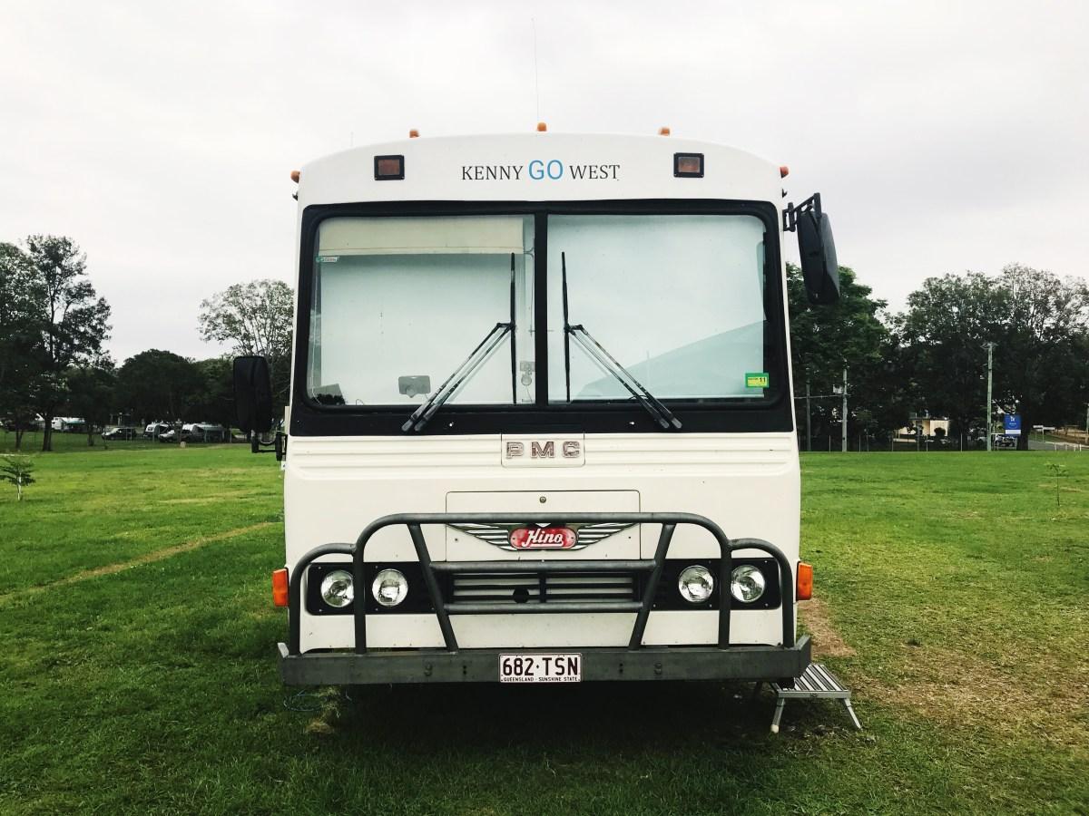 Tour Our Bus