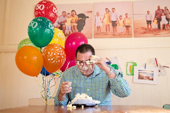 big family little income adult cake smash-42