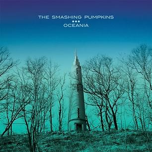 The Smashing Pumpkins  Oceania Cover