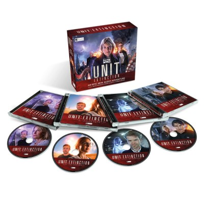 REVIEW - Doctor Who: UNIT - Extinction